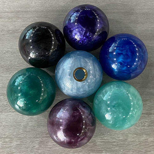 Marble Shift Knob in different colors