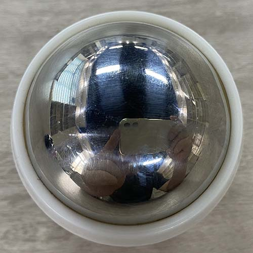 Stainless Steel Ball with cooling gel inside